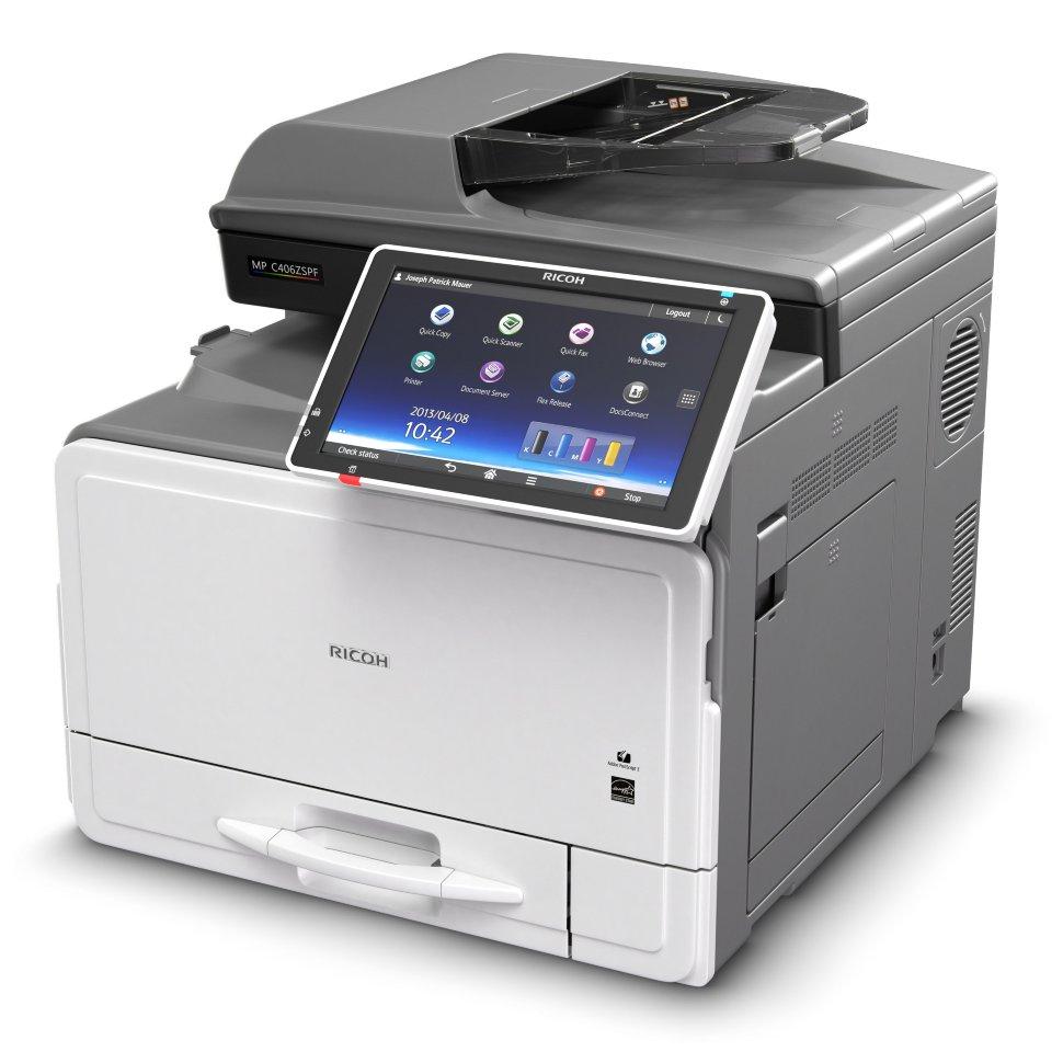 цветной принтер Ricoh