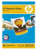 Бумага HP Premium Choice, 500 листов, A4, 210 х 297 мм (CHP812)
